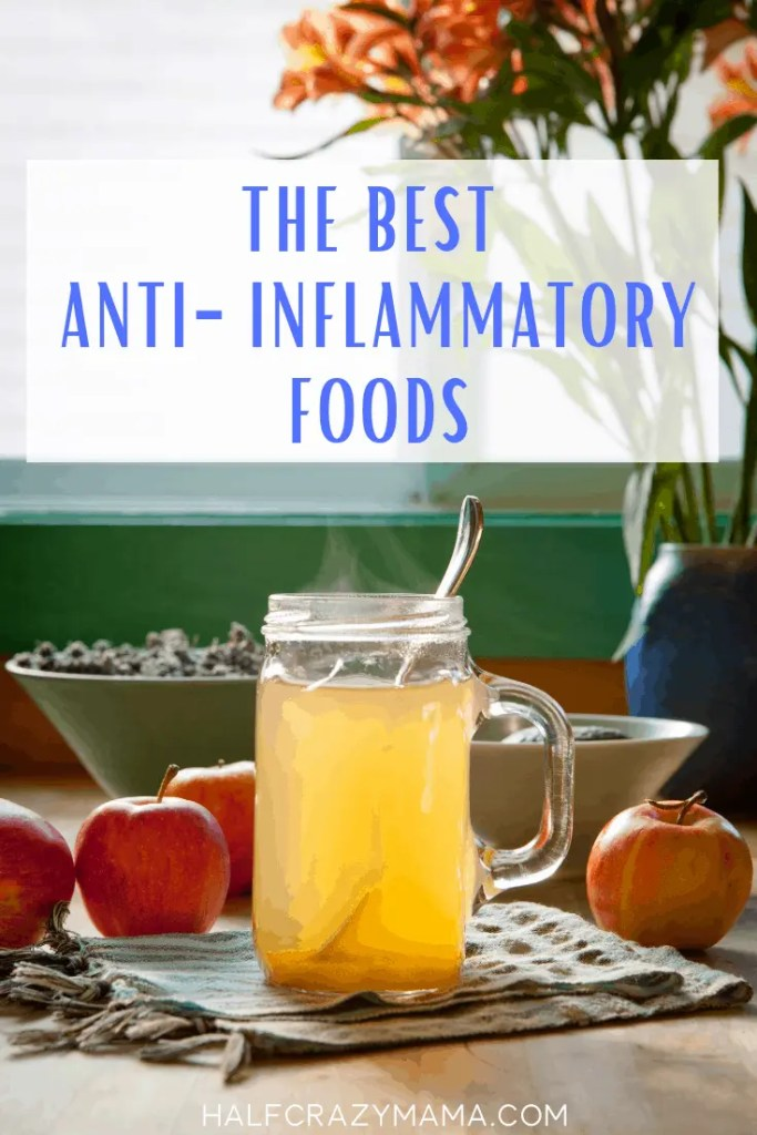 The Best Anti-inflammatory Foods