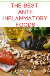 The Best Anti-inflammatory Foods