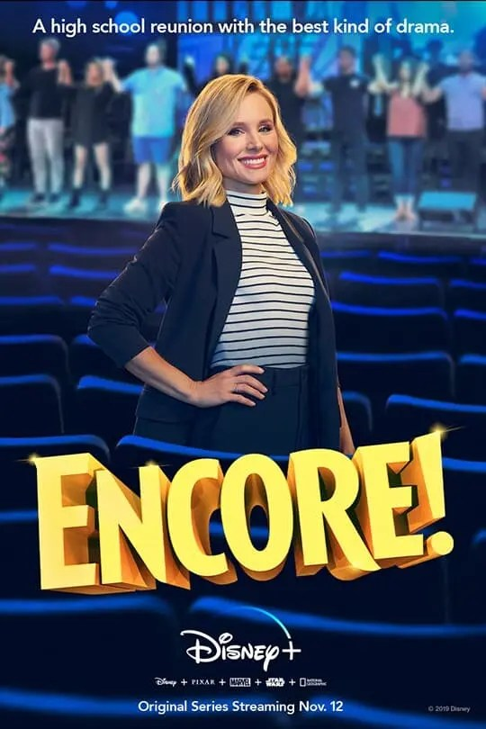 encore with kristen bell