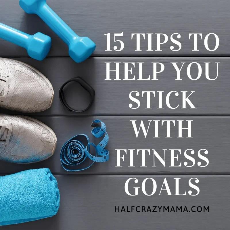 fitness goals