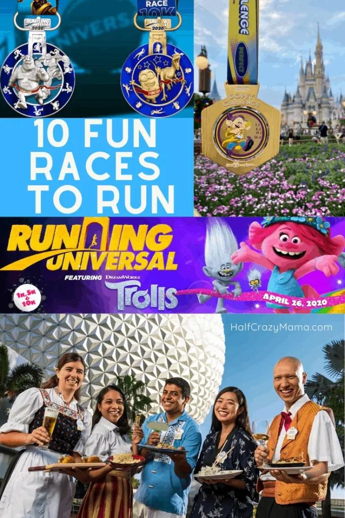 fun races to run