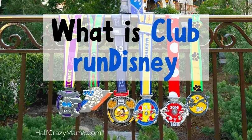 club run disney