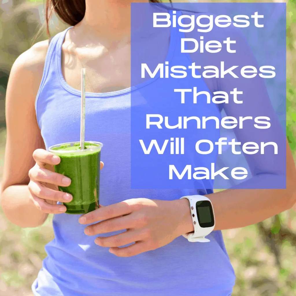 green juice and runner