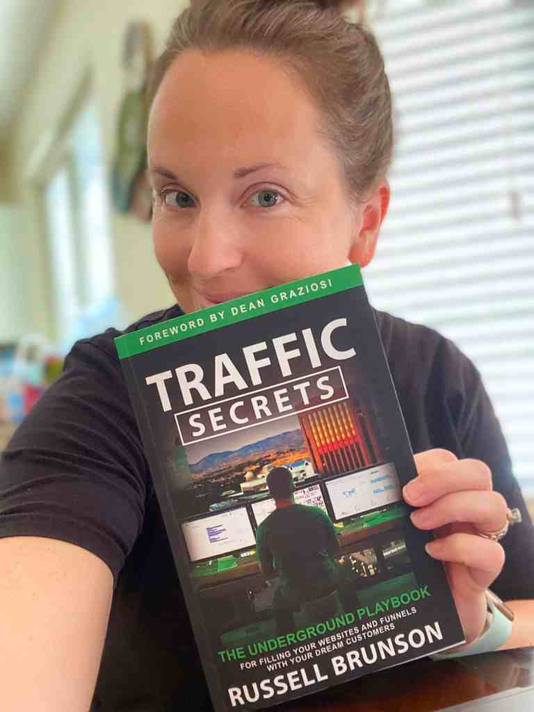 book review of Traffic Secrets