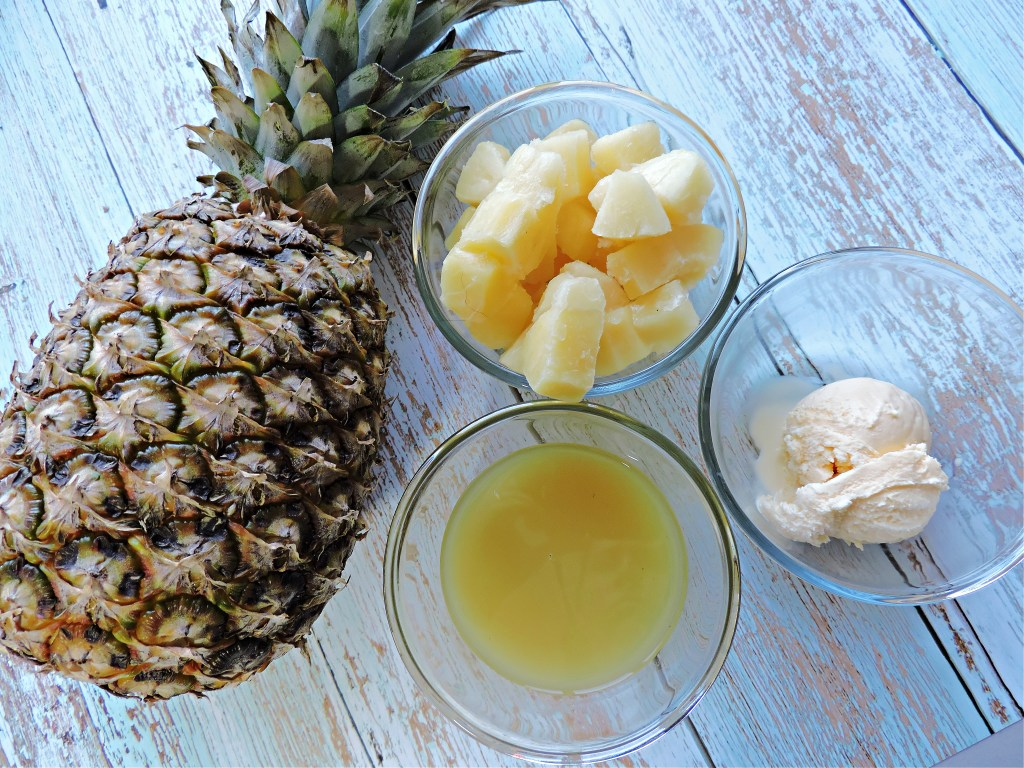 Pineapple dole whip ingredients