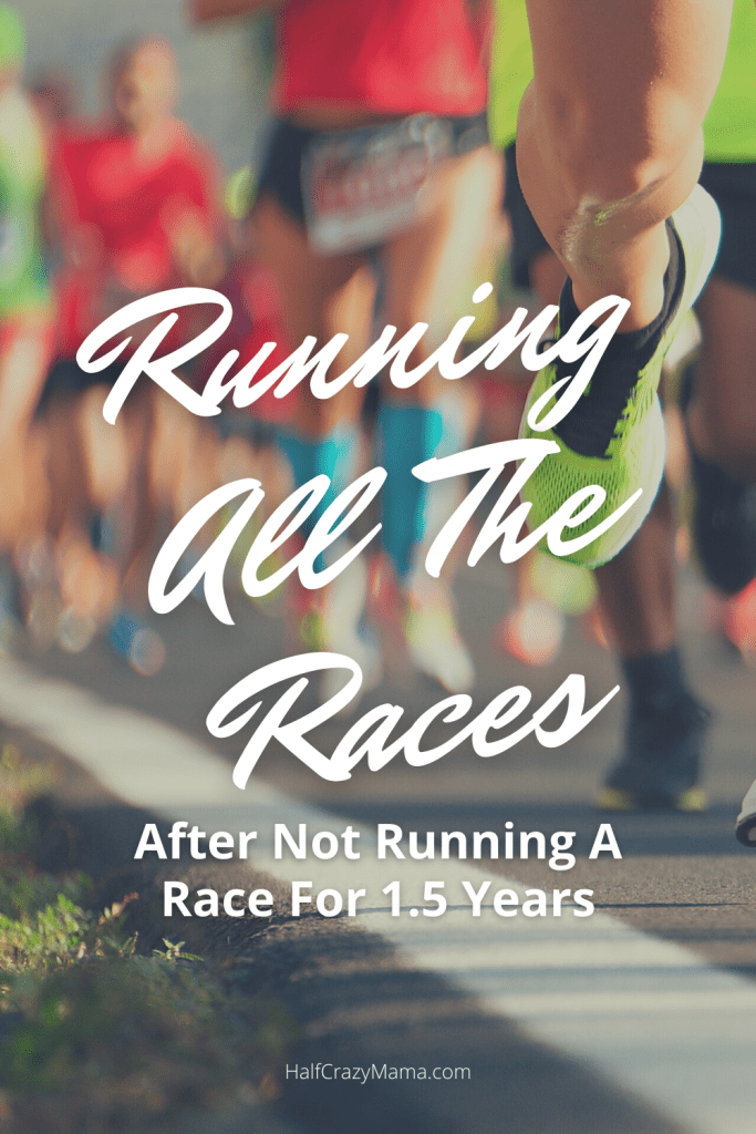 running all the races pinterest pin
