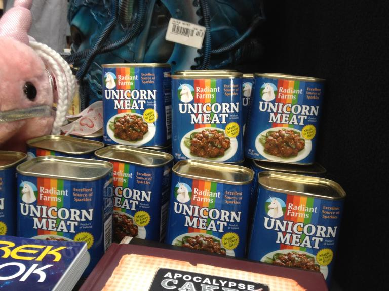 Unicorn Meat - This has nothing to do with the post