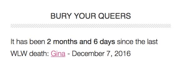 Bury Your Queers