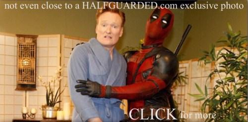Deadpool and Conan