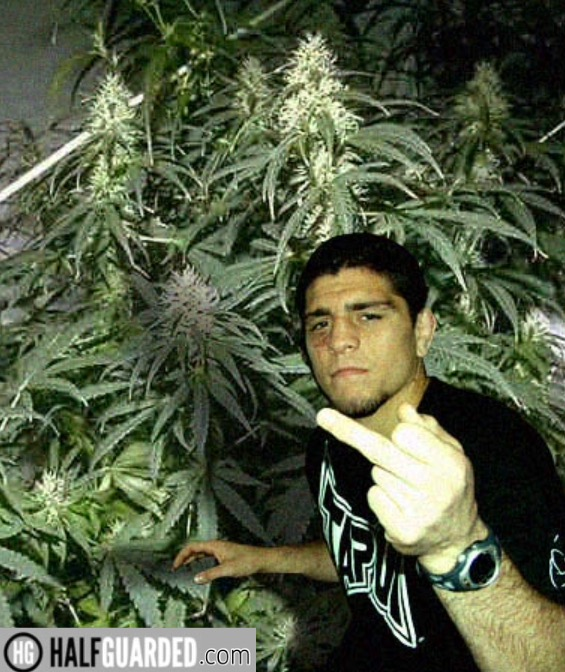 Nick Diaz Suspension severely reduced