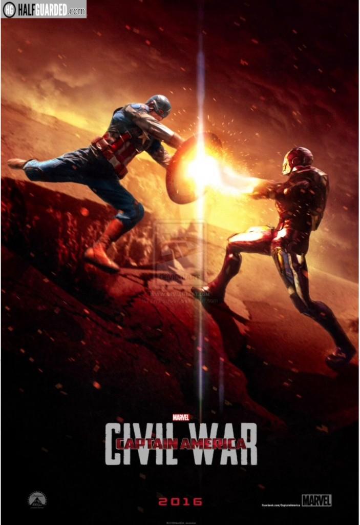 Leaked Captain America Civil War Trailer