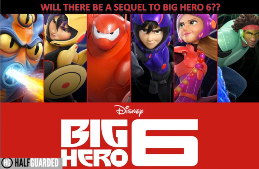Big Hero 6 Sequel