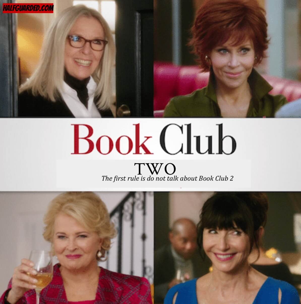 The Book Club 2 (2021) RUMORS, Plot, Cast, and Release Date News - WILL THERE BE The Book Club 2?!