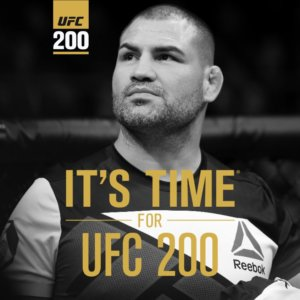 ufc 200 results