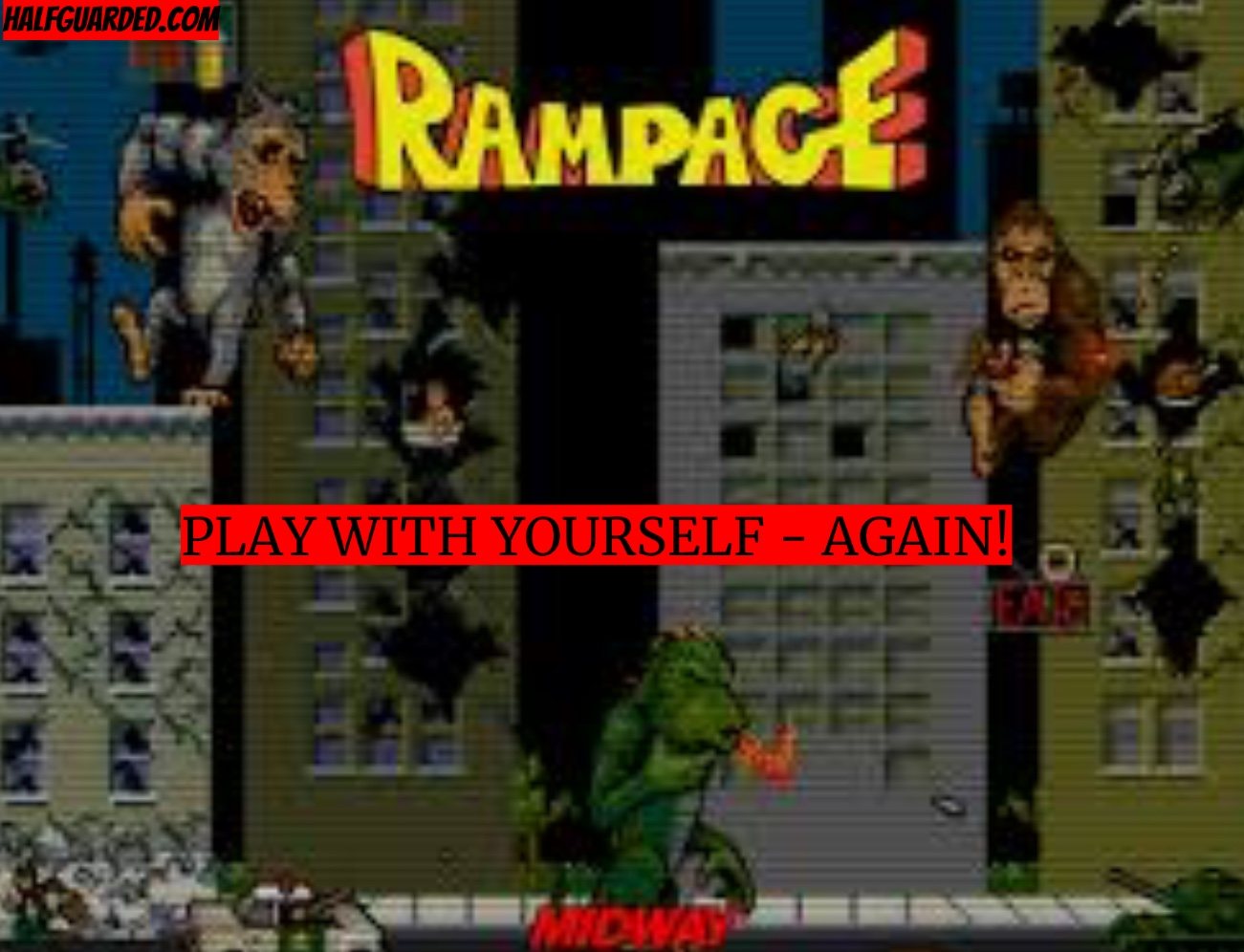 rampage movie 2009 sequel