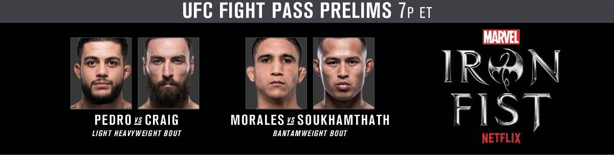 Ufc 209 results
