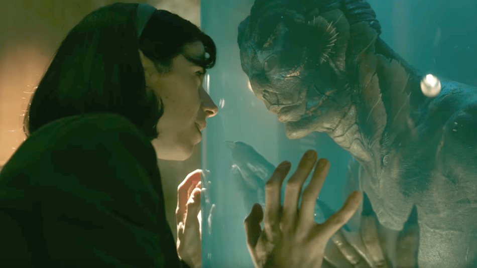 Shape of Water Sequel Poster