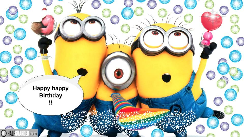 HAPPY BIRTHDAY ON FACEBOOK