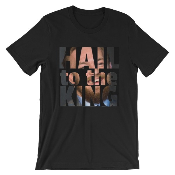 CONOR HAIL TO THE KING T SHIRT