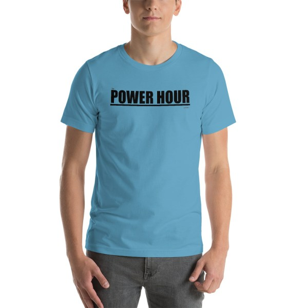 power hour t shirt