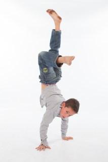 Dante, rugby and gymnastics!
