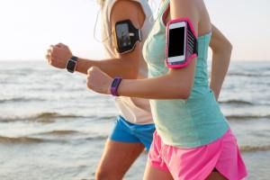 Running With A Smartphone