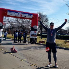 3rd Run With Heart Half Marathon Race - Worst Race