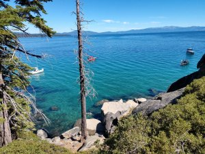 First Trail Run in South Lake Tahoe