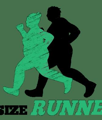 Plus Size Runner Logo