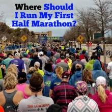 Where Should I Run My First Half Marathon