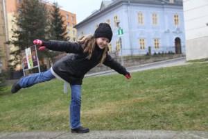 Anna balancing