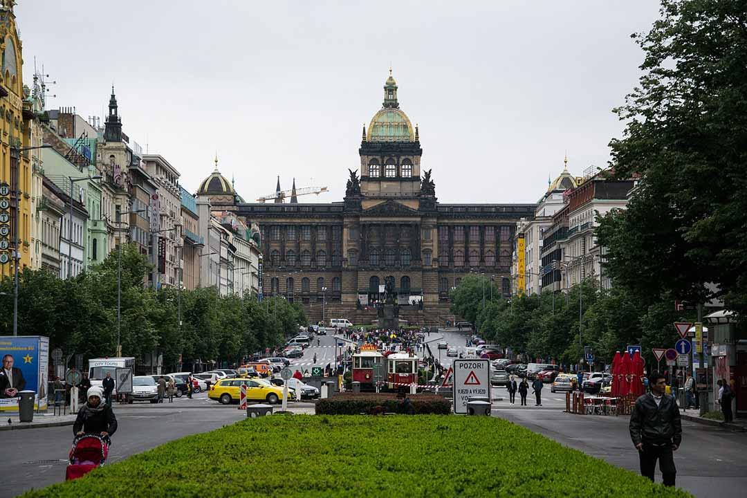 Wenceslas Square - Prague