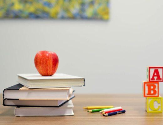 School, learning, book and apple HD photo by Element5 Digital (@element5digital) on Unsplash