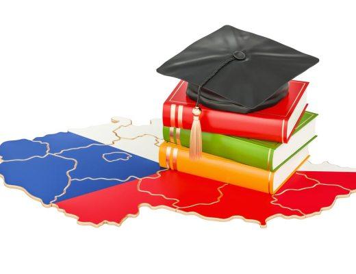 Education in Czech Republic concept