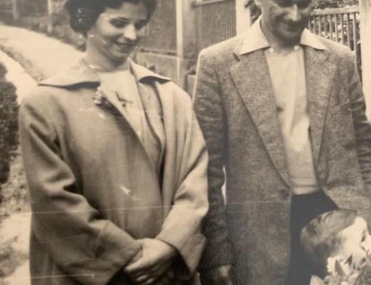 A young Babi with Deda