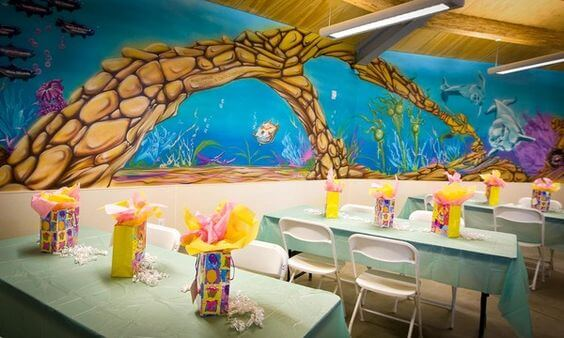 Mini-Oscars: The best children's movies of 2016 voted on by children | Halfpint Design - Having a party venue makes it easier for you to plan, decorate, and clean up. Educational centers like aquariums and museums often have great rooms and party options.