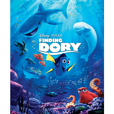 Mini-Oscars.....and the winner of the Best Children's movie for 2016 goes to....Finding Dory! | Halfpint Design