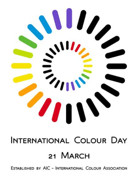 Choosing the Perfect Party Color Scheme | Halfpint Design - International Colour Day. March 21