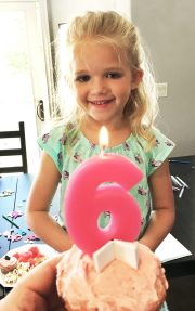Feature Friday: 6th Birthday Book Party