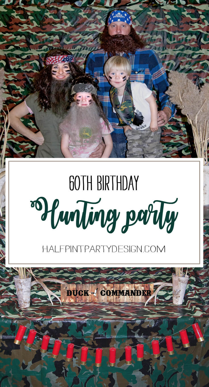Hunting party themed birthday halfpint party design a hunting party spells fall fun so many great ideas for this theme hunting hunting themed birthday party filmwisefo