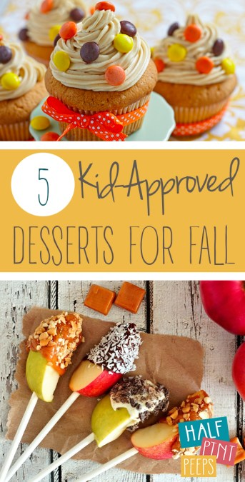Desserts for Fall | Kid-Approved Desserts For Fall | Recipe Ideas for Desserts for Fall | Fall Dessert Recipes | Dessert Recipes for Fall