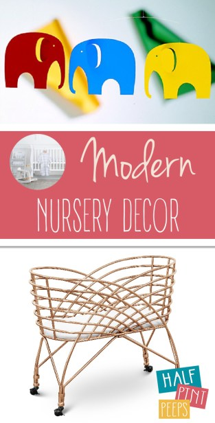 Modern Nursery Decor | Modern Nursery Decorations | Modern Nursery Decor Ideas | Modern Nursery Ideas | Nursery Decor Ideas | Nursery Decorations