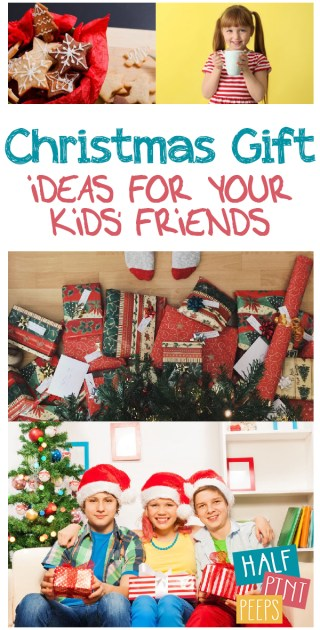 Gift Ideas | Christmas Gift Ideas | Christmas Gift Ideas for Your Kids' Friends | Kid Friendly Christmas Gift Ideas | Gift Ideas for Kids | Christmas Gift Ideas for Kids