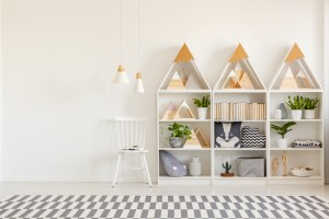 geometric decor | home decor | decor | kids room | decorate