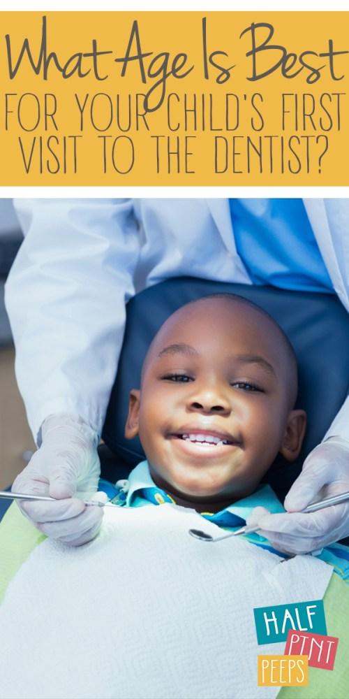 Child's First Visit To The Dentist | dentist | parenting | dental health | kids dental health | health | kids health