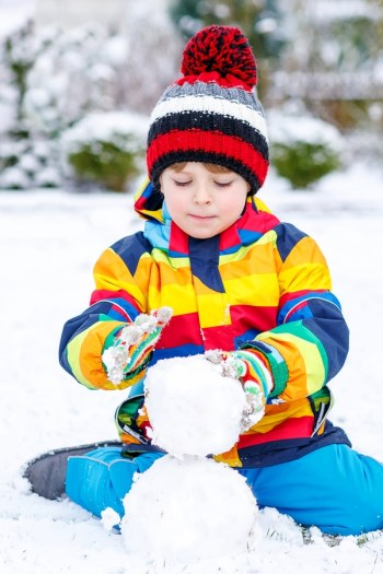 Children Play Outside in Winter | parenting | pediatrician house calls | how long should kids play outside in winter | winter | kids health