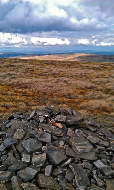 Cairn on Black Hill