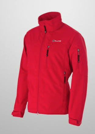 Berghaus Teton WINDSTOPPER® Softshell Jacket