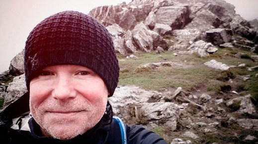 Mark Kelly Hike hiking blog Striding Edge