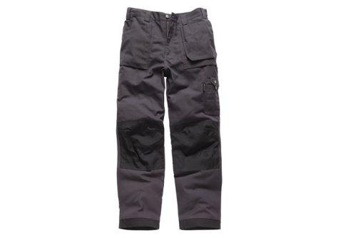 Dark Grey Dickies Eisenhower Multi-Pocket Trousers hiking Hike